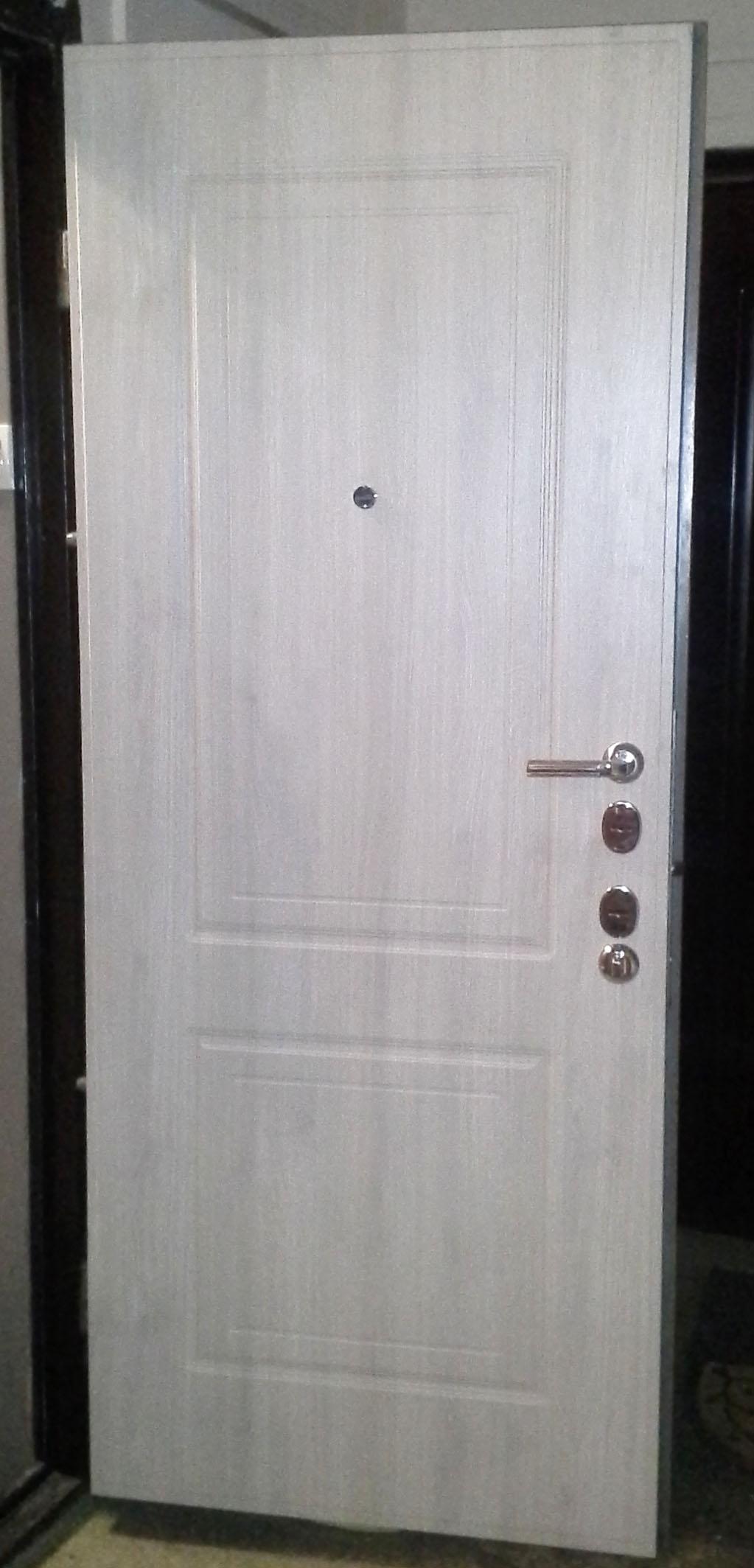 в порядок старую дверь из мдф